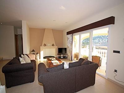 Image 4 | 4 bedroom villa for sale with 800m2 of land, Solpark, Moraira, Alicante Costa Blanca, Valencia 167812