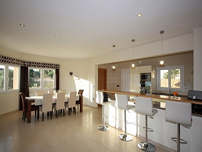 Image 7 | 4 bedroom villa for sale with 800m2 of land, Solpark, Moraira, Alicante Costa Blanca, Valencia 167812