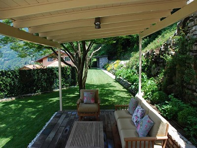 Image 4 | 2 bedroom villa for sale with 3,000m2 of land, Faggeto Lario, Como, Lake Como 167958