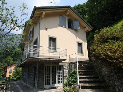 Image 6 | 2 bedroom villa for sale with 0.3 hectares of land, Faggeto Lario, Como, Lake Como 167958