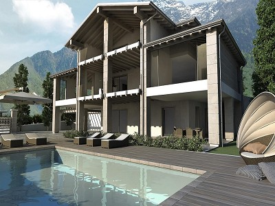 Image 1 | 5 bedroom villa for sale with 1,600m2 of land, Colico, Lecco, Lake Como 167960