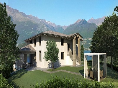 Image 2 | 5 bedroom villa for sale with 1,600m2 of land, Colico, Lecco, Lake Como 167960