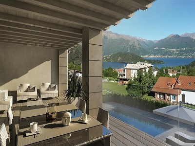 Image 3 | 5 bedroom villa for sale with 1,600m2 of land, Colico, Lecco, Lake Como 167960