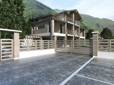 Image 4 | 5 bedroom villa for sale with 1,600m2 of land, Colico, Lecco, Lake Como 167960