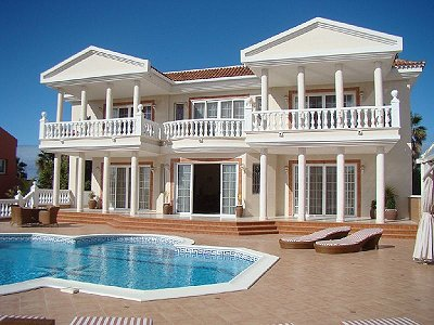 6 bedroom villa for sale, Amarilla Golf, Southern Tenerife, Tenerife
