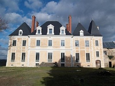 10 bedroom French chateau for sale, Indre, Indre, Centre