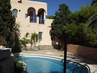 Image 5 | 3 bedroom villa for sale with 1,039m2 of land, Mojacar, Almeria Costa Almeria, Andalucia 168298