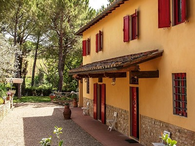 Image 14 | 7 bedroom farmhouse for sale with 3.5 hectares of land, Montespertoli, Florence, Chianti 168323