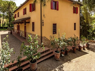 Image 2 | 7 bedroom farmhouse for sale with 3.5 hectares of land, Montespertoli, Florence, Chianti 168323