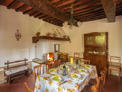 Image 21 | 7 bedroom farmhouse for sale with 3.5 hectares of land, Montespertoli, Florence, Chianti 168323