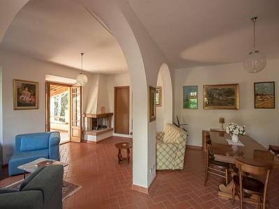 Image 22 | 7 bedroom farmhouse for sale with 3.5 hectares of land, Montespertoli, Florence, Chianti 168323