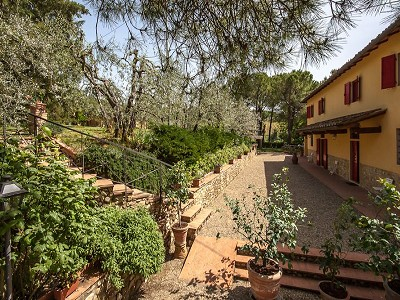 Image 23 | 7 bedroom farmhouse for sale with 3.5 hectares of land, Montespertoli, Florence, Chianti 168323