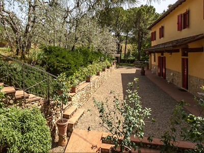 Image 4 | 7 bedroom farmhouse for sale with 3.5 hectares of land, Montespertoli, Florence, Chianti 168323