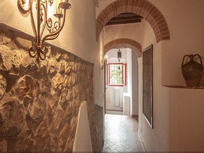 Image 6 | 7 bedroom farmhouse for sale with 3.5 hectares of land, Montespertoli, Florence, Chianti 168323