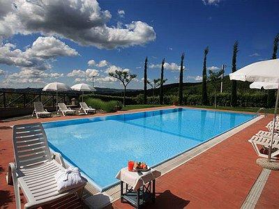 Image 4 | 22 bedroom villa for sale with 1,000m2 of land, San Giustino Valdarno, Arezzo, Tuscany 168387
