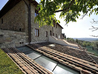 Image 5 | 2 bedroom house for sale with 1,000m2 of land, Bagno a Ripoli, Florence, Chianti 168430