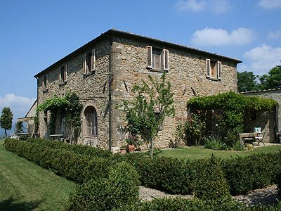 Image 1 | 5 bedroom farmhouse for sale with 32 hectares of land, Montecatini Val di Cecina, Pisa, Tuscany 168487