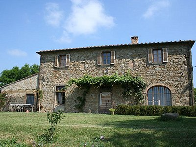 Image 3 | 5 bedroom farmhouse for sale with 32 hectares of land, Montecatini Val di Cecina, Pisa, Tuscany 168487