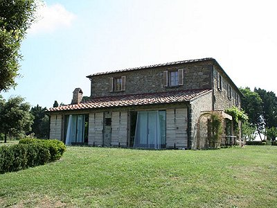 Image 4 | 5 bedroom farmhouse for sale with 32 hectares of land, Montecatini Val di Cecina, Pisa, Tuscany 168487
