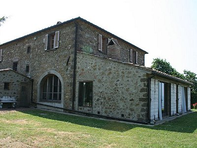 Image 5 | 5 bedroom farmhouse for sale with 32 hectares of land, Montecatini Val di Cecina, Pisa, Tuscany 168487