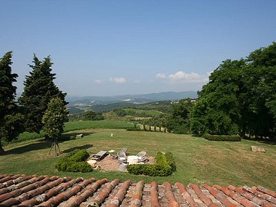 Image 7 | 5 bedroom farmhouse for sale with 32 hectares of land, Montecatini Val di Cecina, Pisa, Tuscany 168487