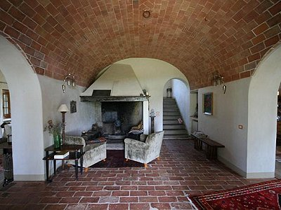 Image 8 | 5 bedroom farmhouse for sale with 32 hectares of land, Montecatini Val di Cecina, Pisa, Tuscany 168487