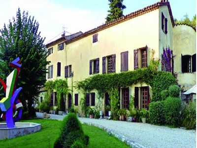 Image 2 | 6 bedroom farmhouse for sale with 1.27 hectares of land, Grasse, Provence 168560