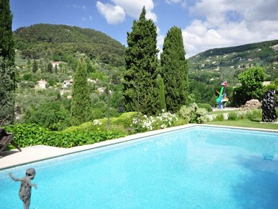 Image 3 | 6 bedroom farmhouse for sale with 1.27 hectares of land, Grasse, Provence 168560