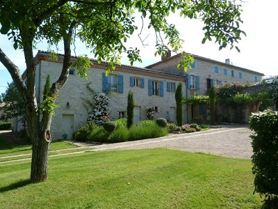 5 bedroom manor house for sale, Puycelci, Tarn, Midi-Pyrenees