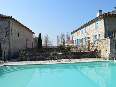 Image 10 | 5 bedroom manor house for sale with 1.3 hectares of land, Puycelci, Tarn , Midi-Pyrenees 168718