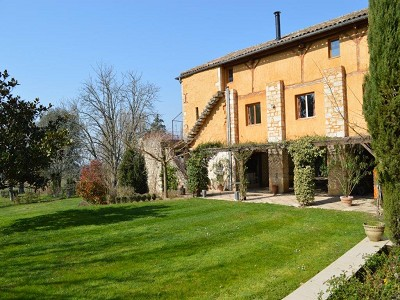 Image 11 | 5 bedroom manor house for sale with 1.3 hectares of land, Puycelci, Tarn , Midi-Pyrenees 168718