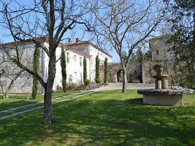 Image 4 | 5 bedroom manor house for sale with 1.3 hectares of land, Puycelci, Tarn , Midi-Pyrenees 168718