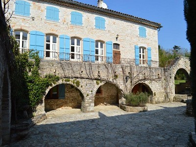 Image 6 | 5 bedroom manor house for sale with 1.3 hectares of land, Puycelci, Tarn , Midi-Pyrenees 168718