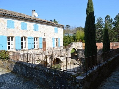 Image 7 | 5 bedroom manor house for sale with 1.3 hectares of land, Puycelci, Tarn , Midi-Pyrenees 168718