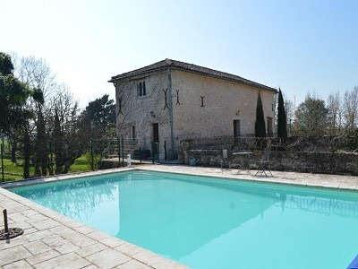 Image 9 | 5 bedroom manor house for sale with 1.3 hectares of land, Puycelci, Tarn , Midi-Pyrenees 168718