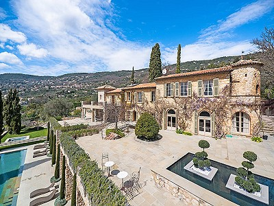 Image 1 | 14 bedroom house for sale with 0.67 hectares of land, Peymeinade, Grasse, Cote d'Azur French Riviera 168934