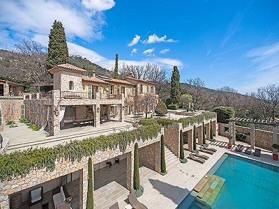 Image 2 | 14 bedroom house for sale with 0.67 hectares of land, Peymeinade, Grasse, Cote d'Azur French Riviera 168934