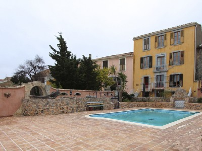 17 bedroom house for sale, Fitou, Aude, Languedoc-Roussillon