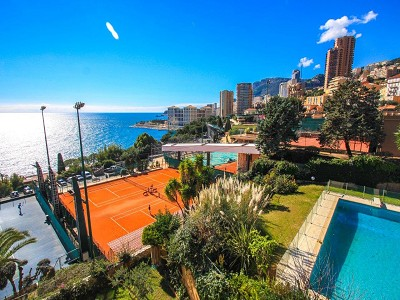 2 bedroom apartment for sale, Roquebrune Cap Martin, Provence French Riviera