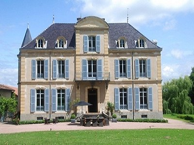 11 bedroom French chateau for sale, Roanne, Loire, Rhone-Alpes
