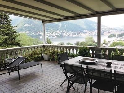 1 bedroom penthouse for sale, Como, Lake Como