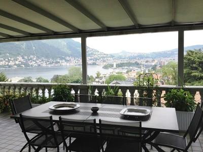 Image 2   1 bedroom penthouse for sale, Como, Lake Como 169470