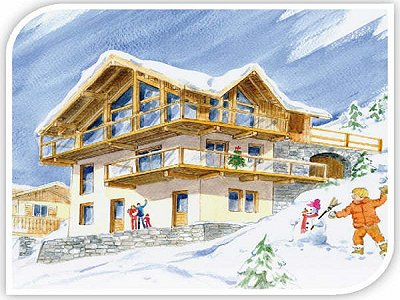 4 bedroom ski chalet for sale, Vallandry, Peisey Nancroix, Savoie, Rhone-Alpes