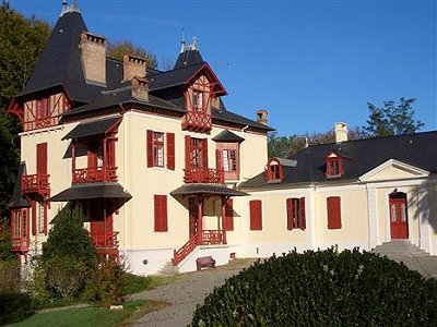 19 bedroom French chateau for sale, Pau, Pyrenees-Atlantique, Gascony