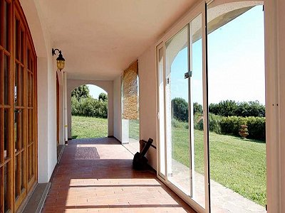 Image 8 | 4 bedroom villa for sale with 1 hectares of land, Rosignano Marittimo, Livorno, Tuscany 169661