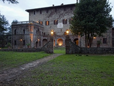 Image 1 | 15 bedroom villa for sale with 402.72 hectares of land, Siena, Chianti 169797