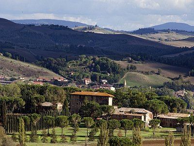 Image 15 | 15 bedroom villa for sale with 402.72 hectares of land, Siena, Chianti 169797