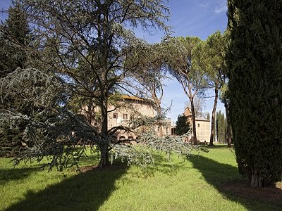 Image 19 | 15 bedroom villa for sale with 402.72 hectares of land, Siena, Chianti 169797