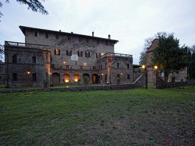 Image 2 | 15 bedroom villa for sale with 402.72 hectares of land, Siena, Chianti 169797