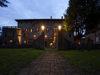 Image 4 | 15 bedroom villa for sale with 402.72 hectares of land, Siena, Chianti 169797
